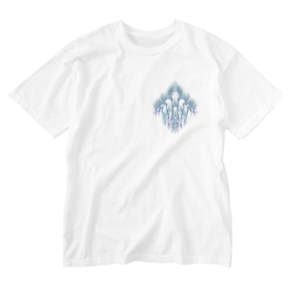 デビルズ・ヘアカット 1228D43 Washed T-shirts