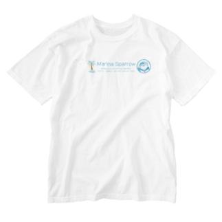 マリーナだいきち Washed T-shirts