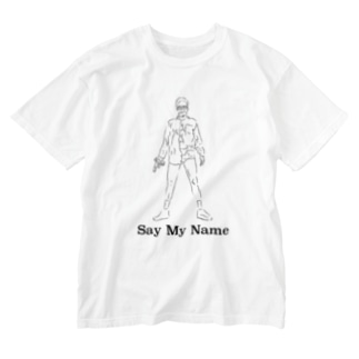 Say My Name Washed T-shirts