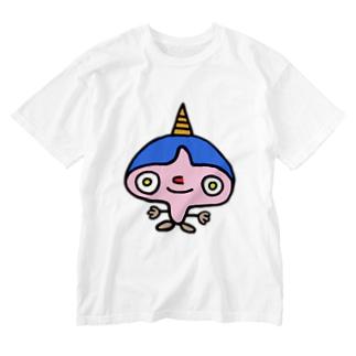 おにちゃん Washed T-shirts