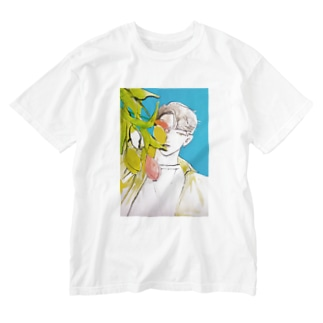 blooming Washed T-shirts