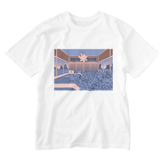 AOTQのhome_sweet_home.png Washed T-shirts