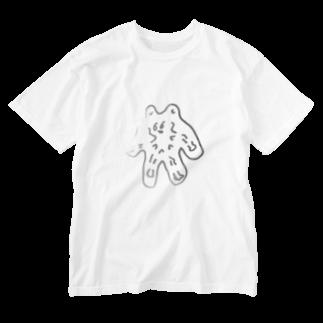 墓ッ箆のman Washed T-shirts
