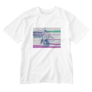 loading-error Washed T-shirts