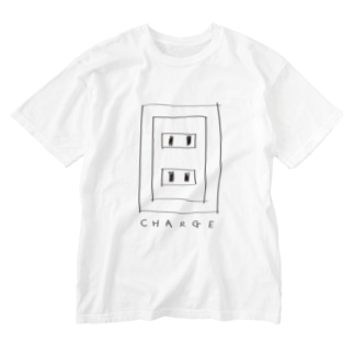 CHARGE Washed T-shirts