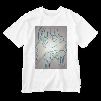 砂糖爆弾のお嬢様ガール Washed T-shirts