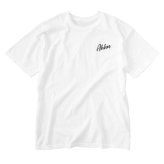 Ahhn Bakers Washed T-shirts