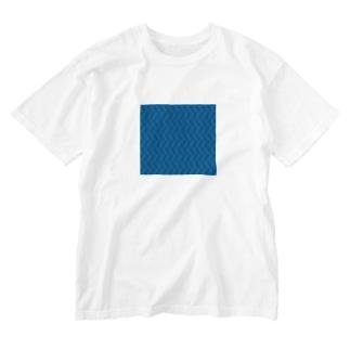 モヨーP114 Washed T-shirts