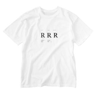 RRR Washed T-shirts
