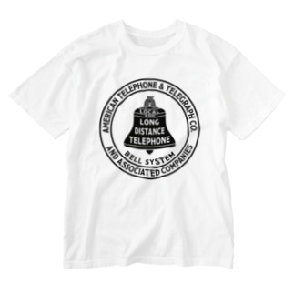 BELL SYSTEM_1900 Washed T-shirts