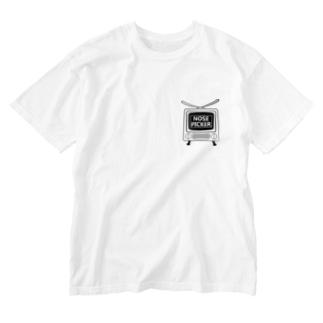 TV Washed T-shirts