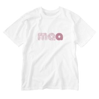 【もふふ×トクオカコラボ】maa Washed T-shirts