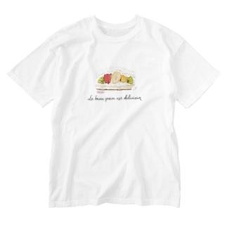 フルーツサンドイッチ Washed T-shirts