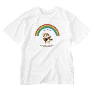 だいきちSummerHoliday Washed T-shirts