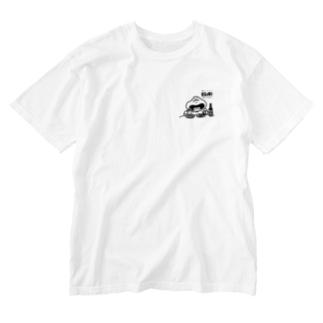 おいしい台湾 Washed T-shirts