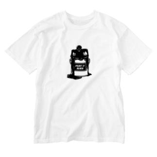 Paint it BLACK Washed T-shirts