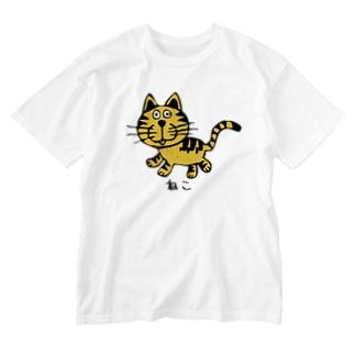 NEKO ねこ Washed T-shirts