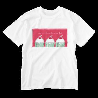 ミアのLIKE SODA FLOATS Washed T-shirts