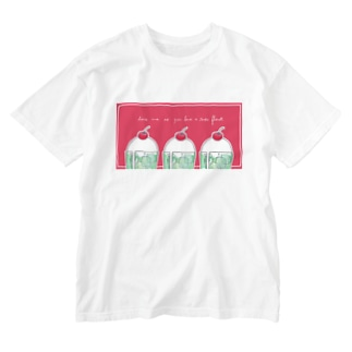 LIKE SODA FLOATS Washed T-shirts