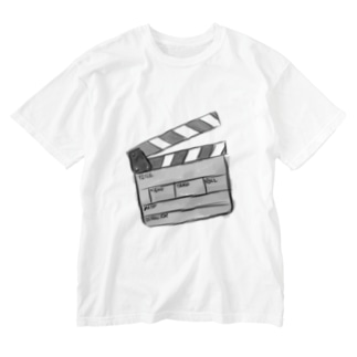 READY? ACTION!(フルサイズver.) Washed T-shirts