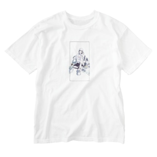 Cool girl prototype  Washed T-shirts