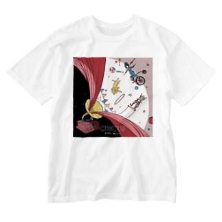 サーカス Washed T-shirts