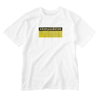 Rådmansgatan, Stockholm Washed T-shirts