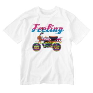Feeling Winds Washed T-shirts