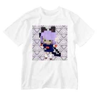 とよぴい_Tシャツ2 Washed T-shirts