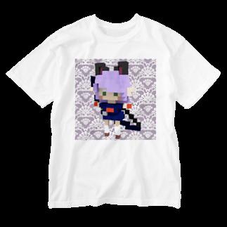 とよぴい\( 'ω')/のとよぴい_Tシャツ2 Washed T-shirts