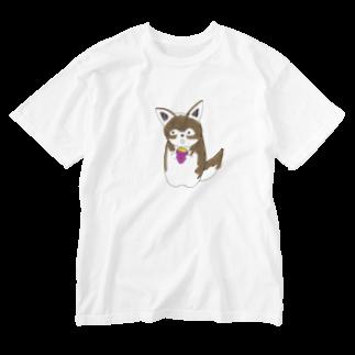 meri.の焼き芋大好きめりちゃん Washed T-shirts