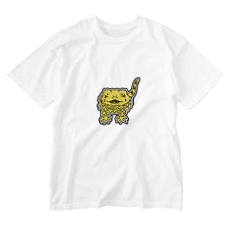 のんびりイラストグッズ Washed T-shirts