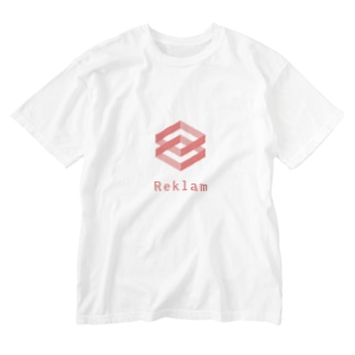 Reklam Tシャツ Washed T-shirts