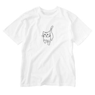 あにき Washed T-shirts