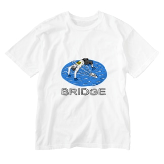 BRIDGE Washed T-shirts