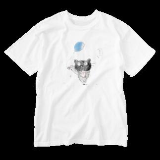 kanasiiutageの夏の宴 Washed T-shirts