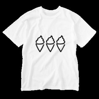 ▷            chiroruの🍦 / 2019 Washed T-shirts