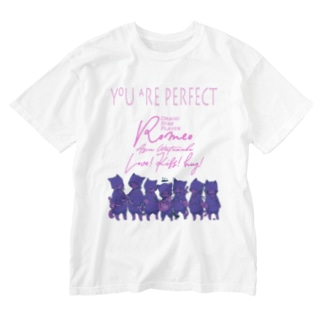 bartromeo unit pink Washed T-shirts