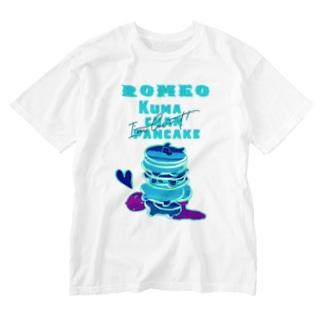Romeo kumachan pancake N Washed T-shirts