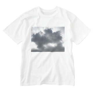 ktctのあ雲(うん) Washed T-shirts