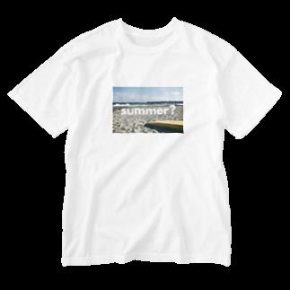 ヤマダのsummer? Washed T-shirts