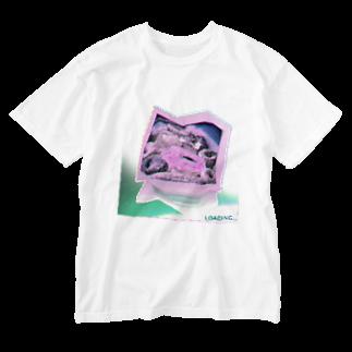 Orihamo TのLOADING... Washed T-shirts