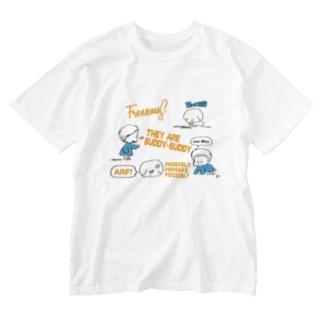friend Washed T-shirts
