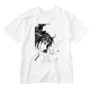山科ティナのさよならの前に Washed T-shirts