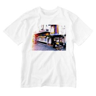 .jp Washed T-shirts