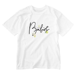 ぶらさがりN Washed T-shirts