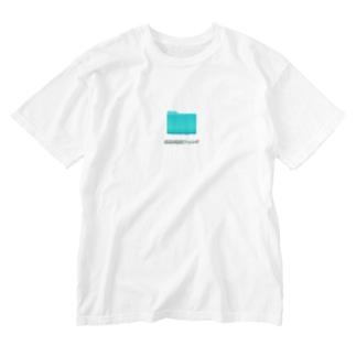 名称未設定フォルダTシャツ Washed T-shirts