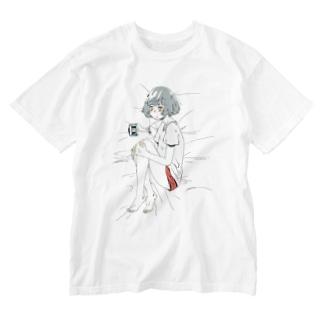 02 Washed T-shirts
