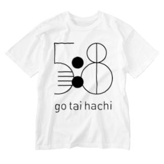 5:8 Washed T-shirts