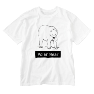 Polar Bear Washed T-shirts